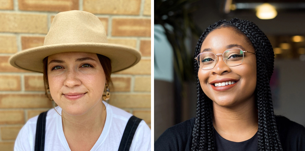 Molly Cross-Blanchard and Terese Mason Pierre, Guest Editors